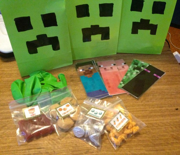 17 Best Ideas About Minecraft Stuff On Pinterest: 17 Best Images About Party Ideas On Pinterest