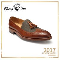2017 Hot Sale Classic Products Hand Made italian Genuine Leather Oxford Mens Dress Shoes it with tassel shoe manufacturer https://app.alibaba.com/dynamiclink?touchId=60367551365