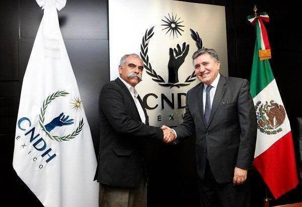 Presidente de la CNDH visitará Chihuahua para firma de convenio