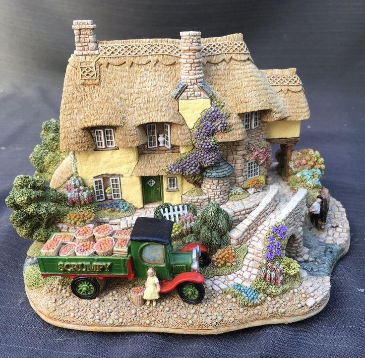 Lilliput Lane House - Old Scrumpy Farm