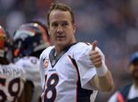Peyton Manning breaks TD record, Broncos win AFC West