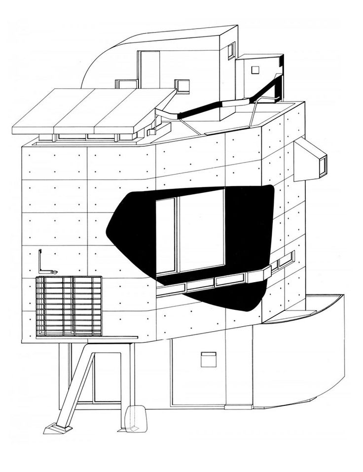 The house the Australian architecture duo Bolles + Wilson designed and built between 1990 and 1993 for Mr. Suzuki in Tokyo is a playful unicum, yet a perfectly contextualized fragment in the Japanese city. An asymmetrical concrete construction at the corner of a plot, the house is a classic...
