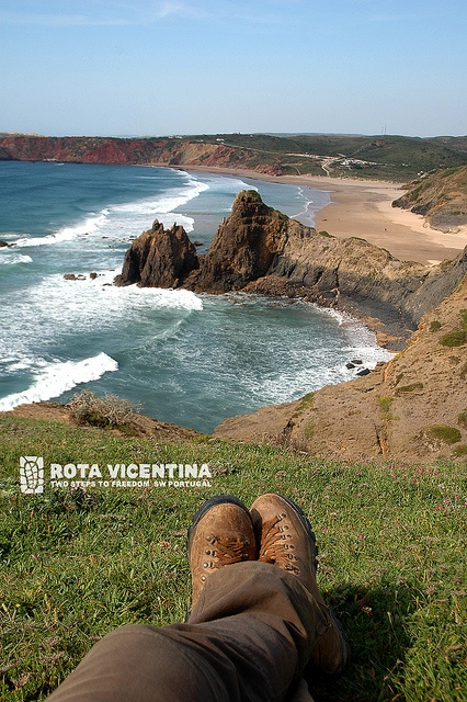 Sitting at Amado by Rota Vicentina, via Flickr, Portugal