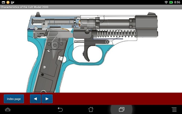 Post-1980 Colt pistols explained - Android application - HLebooks.com