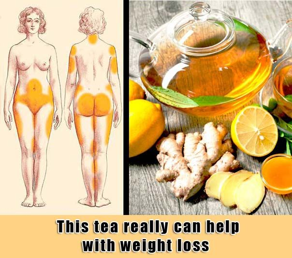 This tea really can help with weight loss