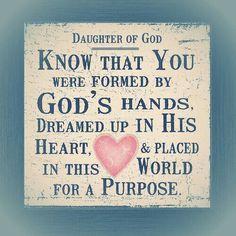 Everyone has a purpose...