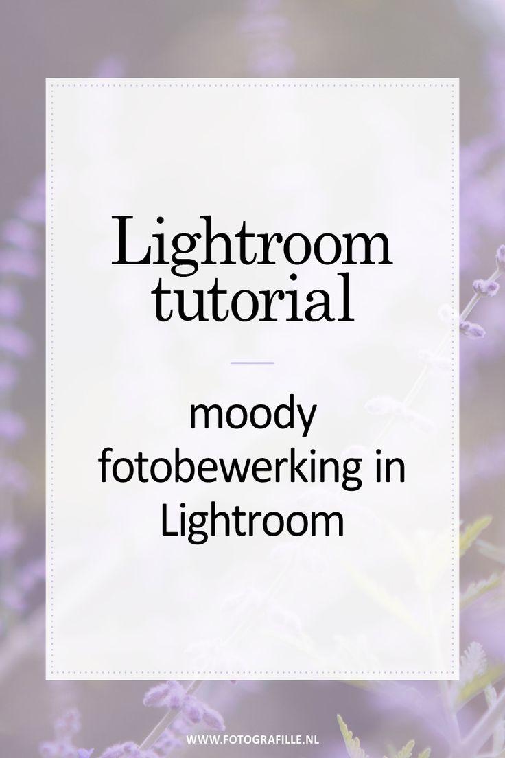 Tutorial – Stimmungsvolle Fotobearbeitung in Lightroom – Fotografille
