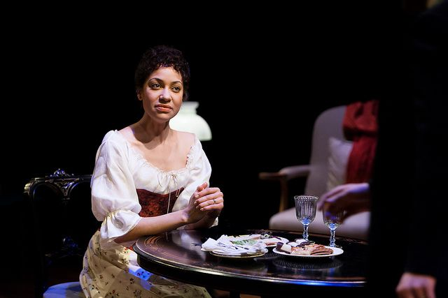 a fictional interview with nora helmer from ibsens a dolls house In henrik ibsen's a doll's house, nora helmer spends most of her on-stage time  as a doll: a vapid, passive character with little personality of her own.