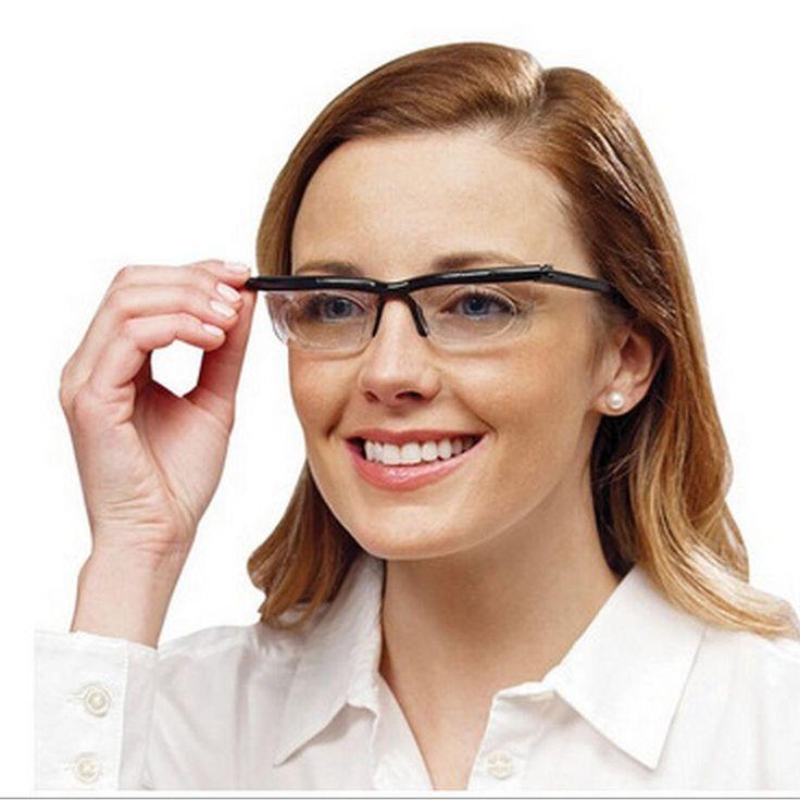Alta calidad 2017 nueva Adyacente gafas gafas de miopía generales gafas lupa ajustable