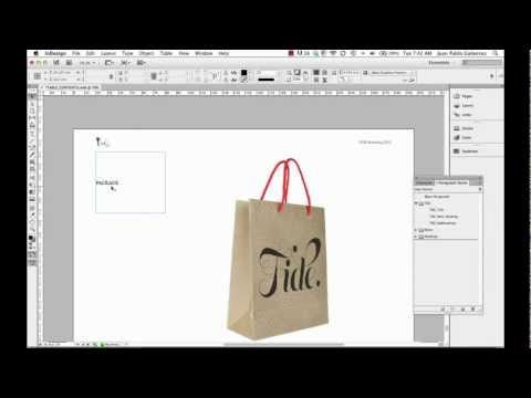 12 best indesign images on pinterest adobe indesign infographic creating a table of contents in indesign cs6 part 3 youtube fandeluxe Image collections