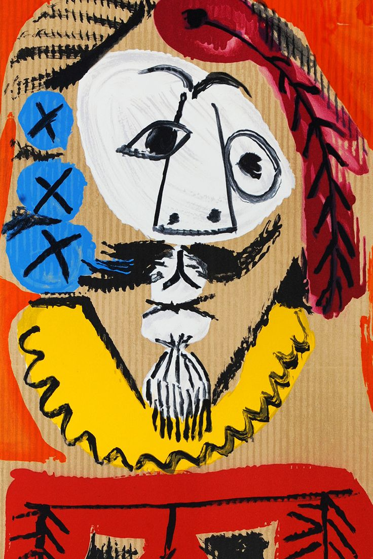 Picasso's 'Portraits Imaginaires' are the culmination of an inexhaustible mind's many years of creation. Learn more about the suite here. via @goldmarkgallery