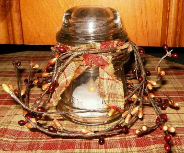 1000 images about telephone insulator ideas on pinterest for Glass electric insulator crafts