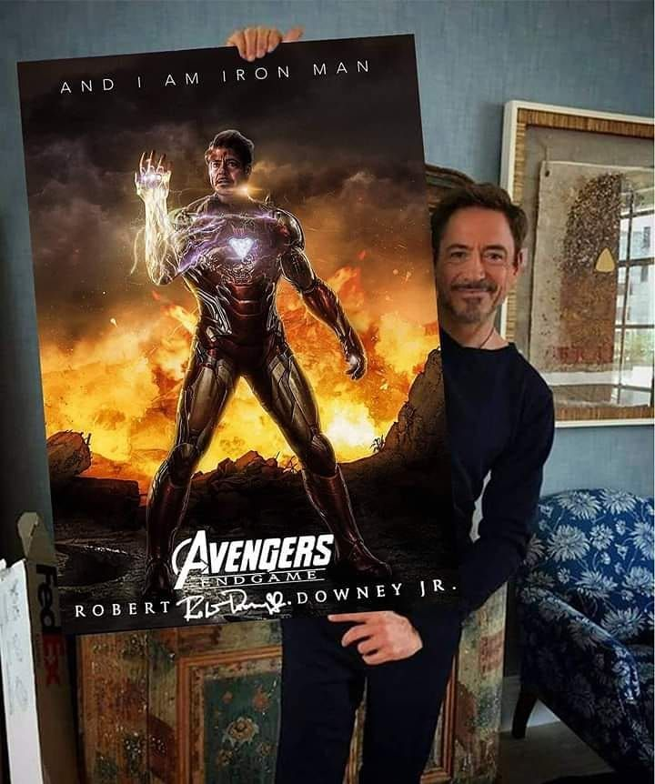 Where Is He Going To Hang It Up Best Marvel And Dc Merchandise Link In Bio Iron Man