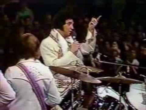 Elvis Presley in concert - june 19, 1977 Omaha best quality (so far I know of) - YouTube