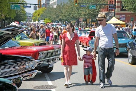 After a two-year hiatus of New Westminster's premier car spectacular, the 2017 Royal City Show and Shine is back and with a brand new location.      In previous years, the event was held along Columbia Street in downtown New West. But, with the...