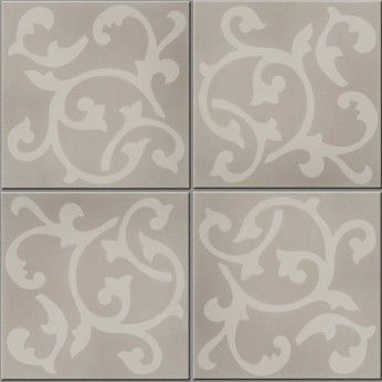 Bloomsbury encaustic tiles from The Stone Tile Warehouse Kent