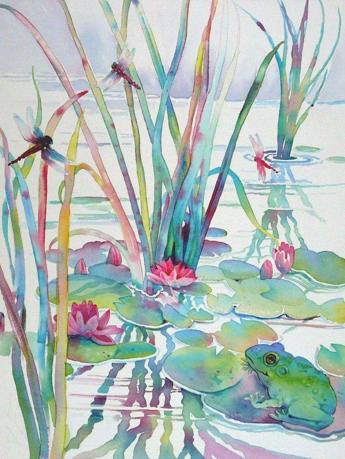 Jeannie Vodden Art » 2011 » March