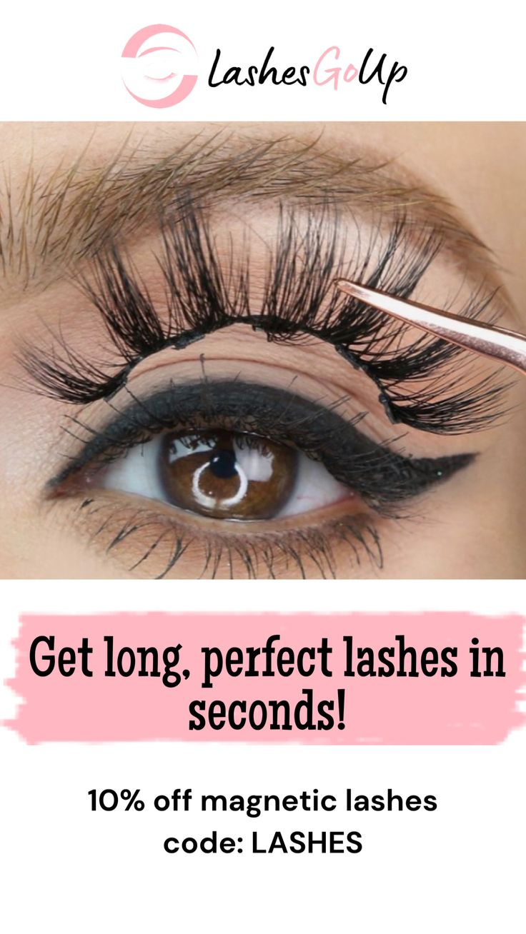 Get longer lashes in 2 quick and easy steps! Just apply
