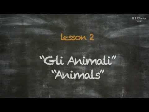 Giochiamo in inglese insieme a Miss Charles e ad un suo amico. Nell'episodio 2 impariamo i nomi degli animali. http://www.bjcharles.it/