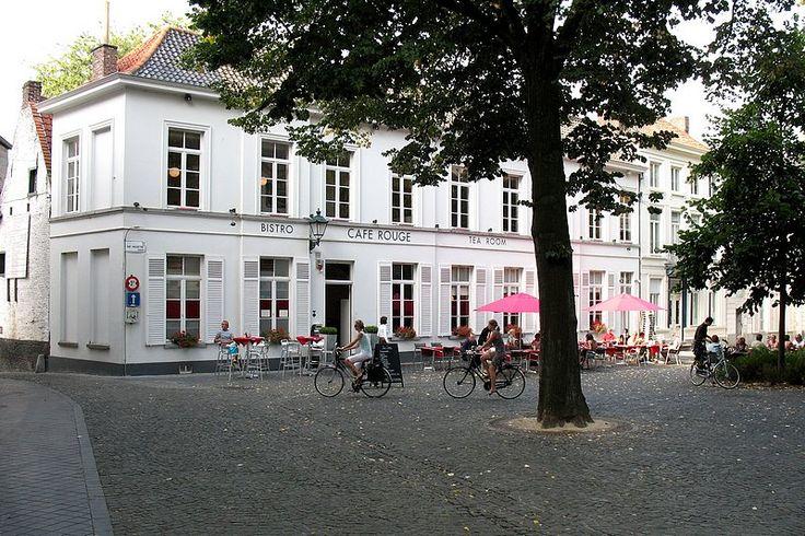 Cafe Rouge- Kortrijk- Belgium
