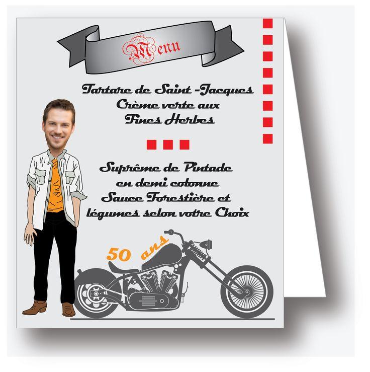 Bien connu Les 25 meilleures idées de la catégorie Hommes en moto sur  BF13