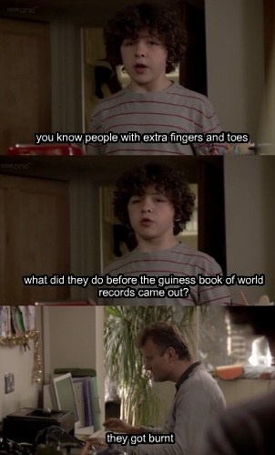 Outnumbered convo ben and Pete