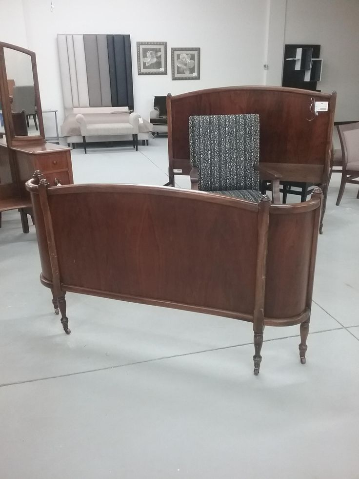 Vintage Bed Say Good Buy $145.00   The Millionaire's Daughter