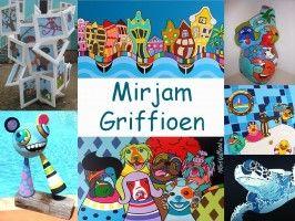 Leuke en informatieve powerpoint over Mirjam Griffioen voor 5, deze en nog vele andere kun je downloaden op de website van Juf Milou.