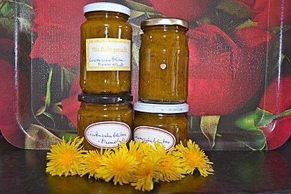 Löwenzahn-Marmelade 1