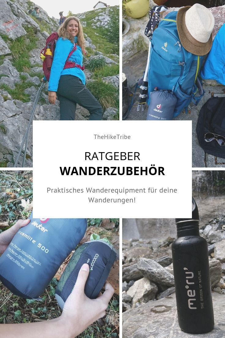 Wanderzubehör und Wanderequipment: Hier findest du Infos zu