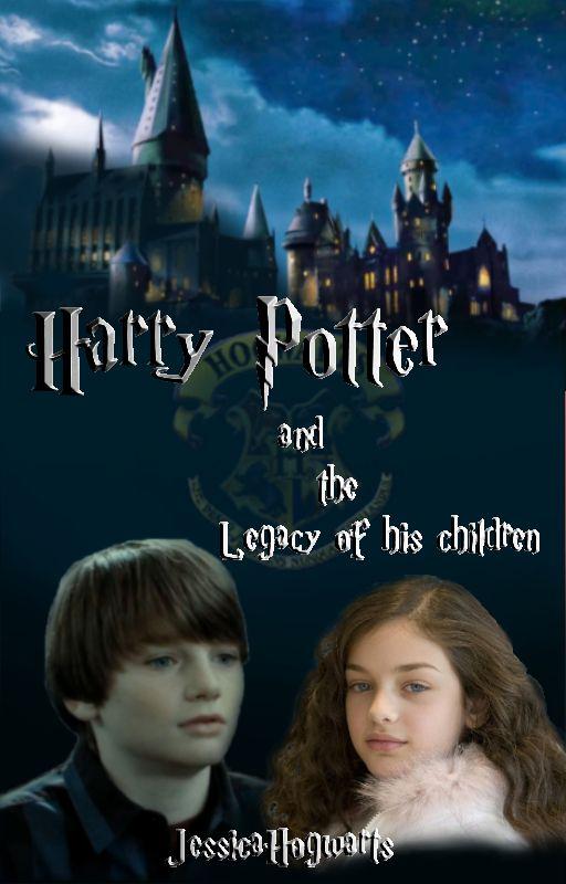 Meine Geschichte über die Fortsetzung von Harry Potter auf Wattpad