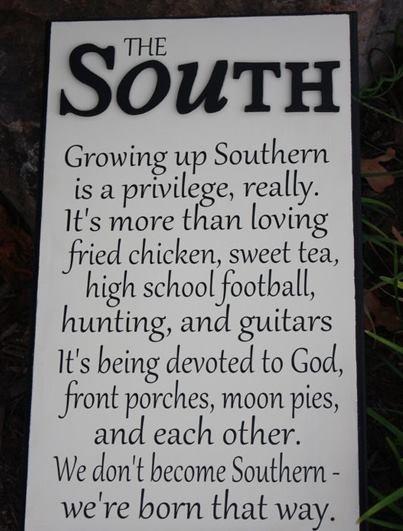 Southern born