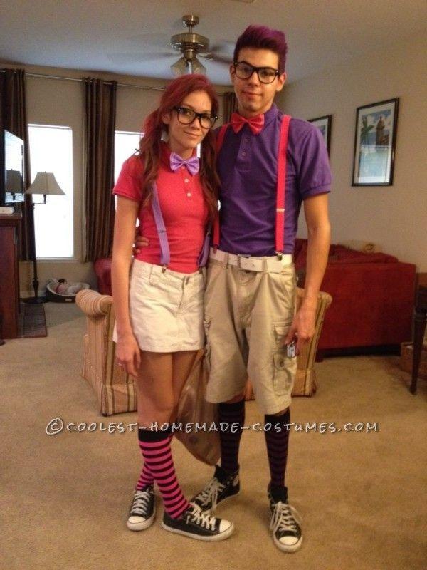 81 best Costume Love images on Pinterest Costume ideas, Carnivals - teenage couple halloween costume ideas