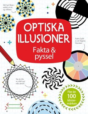Tukan Förlag - Optiska illusioner av Sam Taplin