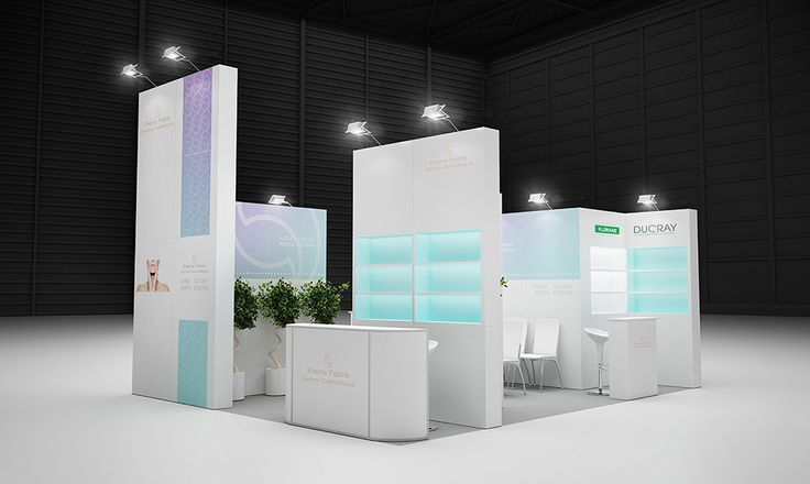 "Exhibition Stand for ""Markafarm"" designed by GM design group #exhibitionstands #exhibition #stand #booth #gmdesigngroup #gmdesign #gm #design"