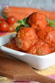 polpette al sugo, con ricotta e carote (2)