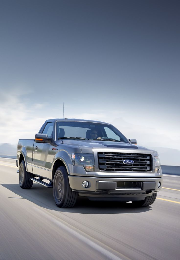 Ford F  Tremor With Great Power Comes Pretty Good Fuel Economy