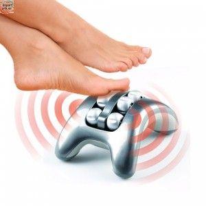 Mini fot massasje - godt for slitne føtter
