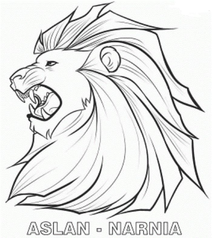 1000 Images About Chronicles Of Narnia Coloring Pages On
