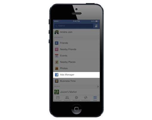 Η διαχείριση διαφημίσεων διαθέσιμη στις mobile εφαρμογές του Facebook  http://www.mediasystems.gr/h-diaxeirisi-diafimisewn-diathesimi-stis-mobile-efarmoges-tou-facebook/