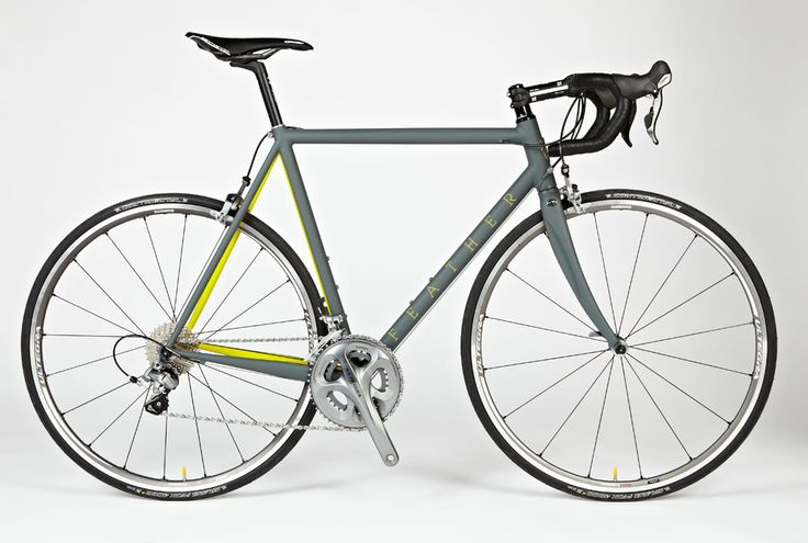RE-PIN THIS!!! http://www.cardosystems.com/  Feather Cycles Adam's Racer on Bike Showcase