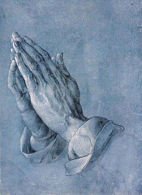 Dürer-Mãos_em_prece