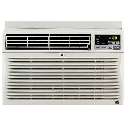 LG 8,000 BTU Energy Star Window AC
