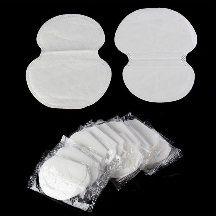 20PCS=10PAIRS Disposable Underarm Sweat Pads Guard Armpit Sheet Liner Deodorant Absorbing Pads Dress Clothing Shield Stickers
