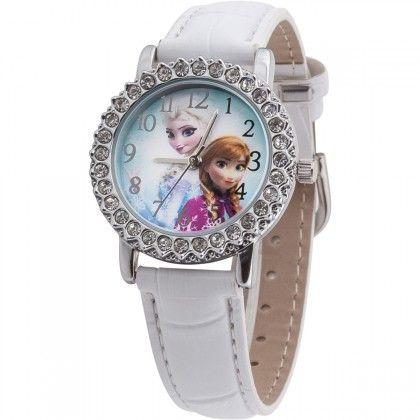 Montre Strass La Reine des Neiges. Kas Design, Distributeurs de produits originaux