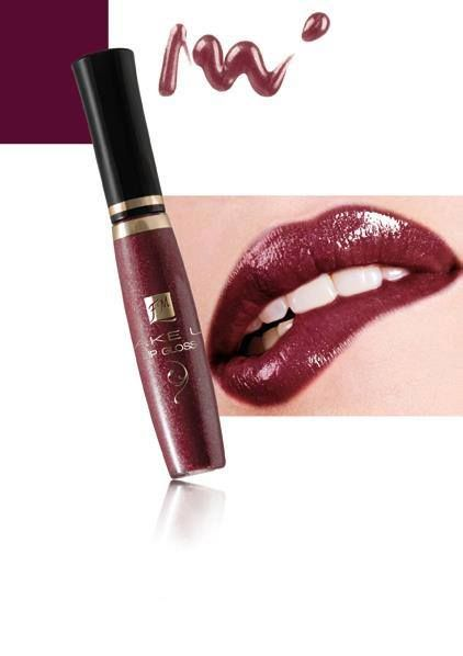 www.suesheavenlyscent.co.uk Lipgloss Plum Gold ontains carefully selected pigments that give your lips tempting colour and subtle gloss. Soybean oil, rich in essential unsaturated fatty acids, provides intensive care and protection. Vitamin complex regenerates and firms delicate skin of the lips. Natural wax additionally oils and smooths the lips. Filters protect the skin from UV radiation.