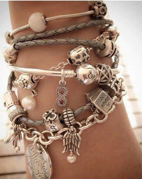 bijoux pandora noirci