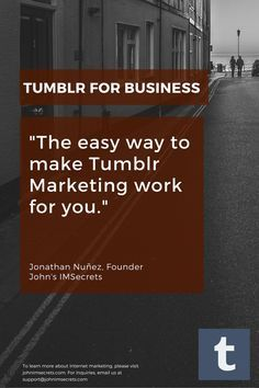 Share Tumblr For Business On Pinterest (scheduled via http://www.tailwindapp.com?utm_source=pinterest&utm_medium=twpin&utm_content=post13836852&utm_campaign=scheduler_attribution)