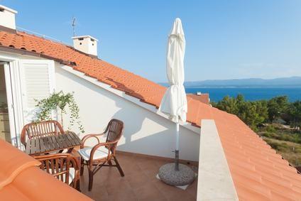 terrazzo sul tetto spiovente - Cerca con Google