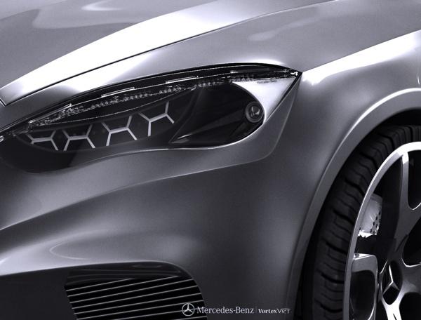 Mercedes Benz Vortex VRT by Uğur Göküş | LAMP